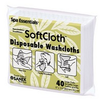 Graham Disposable Washcloths 40 Pack Photo