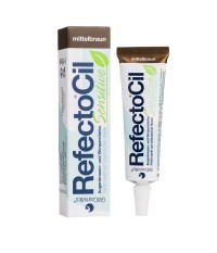 RefectoCil Sensitive Medium Brown .5 oz Photo