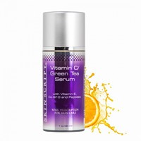 Skin Script Vitamin C/Green Tea Serum Photo