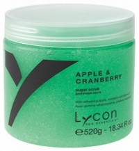 Lycon Apple & Cranberry Scrub - 18.43oz Photo