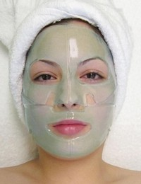 Blueberry Collagen Mask Photo