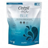 Cirepil Blue Hard Wax 28oz. Bag (Refill Beads) Photo