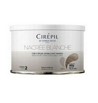 Cirepil  Nacrée Blanche Wax 14 oz. Tin Photo