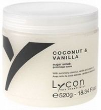 Lycon Coconut & Vanilla Scrub - 18.34oz Photo