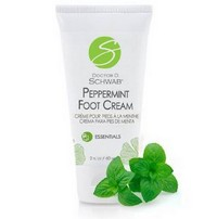 Doctor D. Schwab Peppermint Foot Cream 2oz Photo