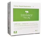 Intrinsics Cotton Tipped Applicators 6&#34 1000 count Photo