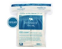Intrinsics Gauze for Eyes 200 Pieces 2&#34 x 2&#34 Photo