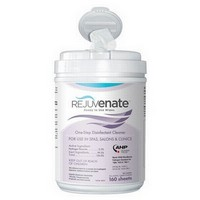 new Rejuvenate Disinfectant Wipes  - 160/Tube Photo