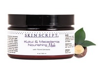Skin Script Kukui & Macadamia Nourishing Mask Photo