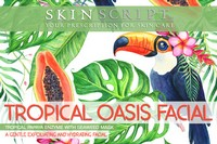 Skin Script Tropical Oasis Facial Duo Photo